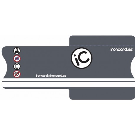Personalized credit card cover 1000 units