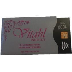 Anti-theft credit card protection Hipster Hemp
